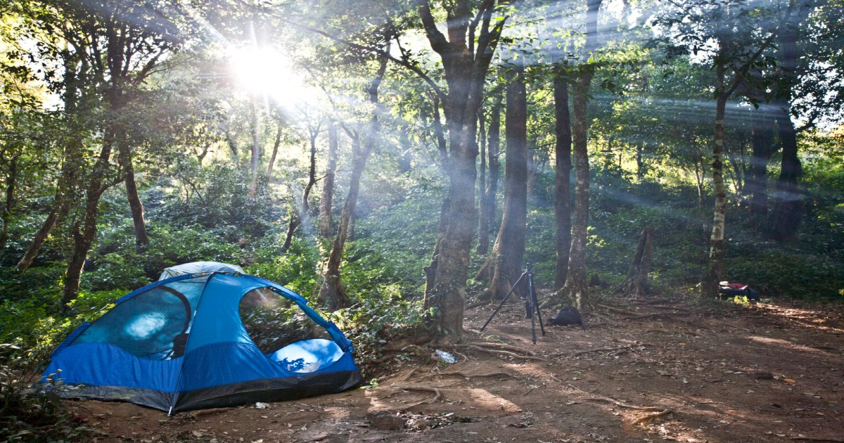 Camping for Newbies Part II: Where to Camp?